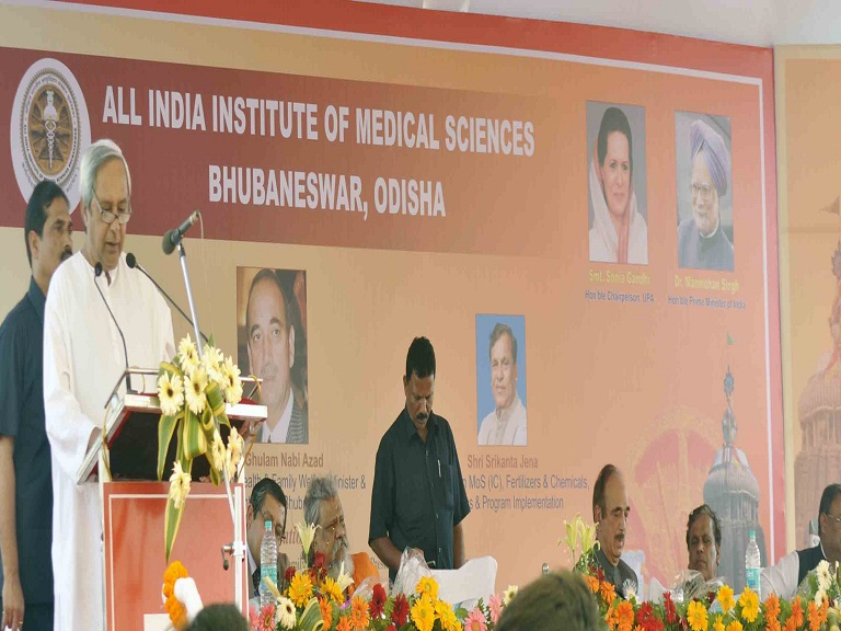 Shri Naveen Patnaik ji,Hon'ble Chief Minister of Odisha delivering his speech