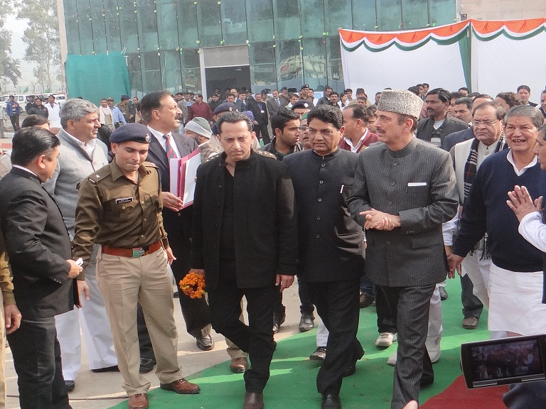 Inaugural Ceremony of AIIMS Rishikesh on 10th February,2014